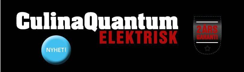 NYHET - Culina Quantum elektrisk - nøye utvalgte produkter til særlig lave priser