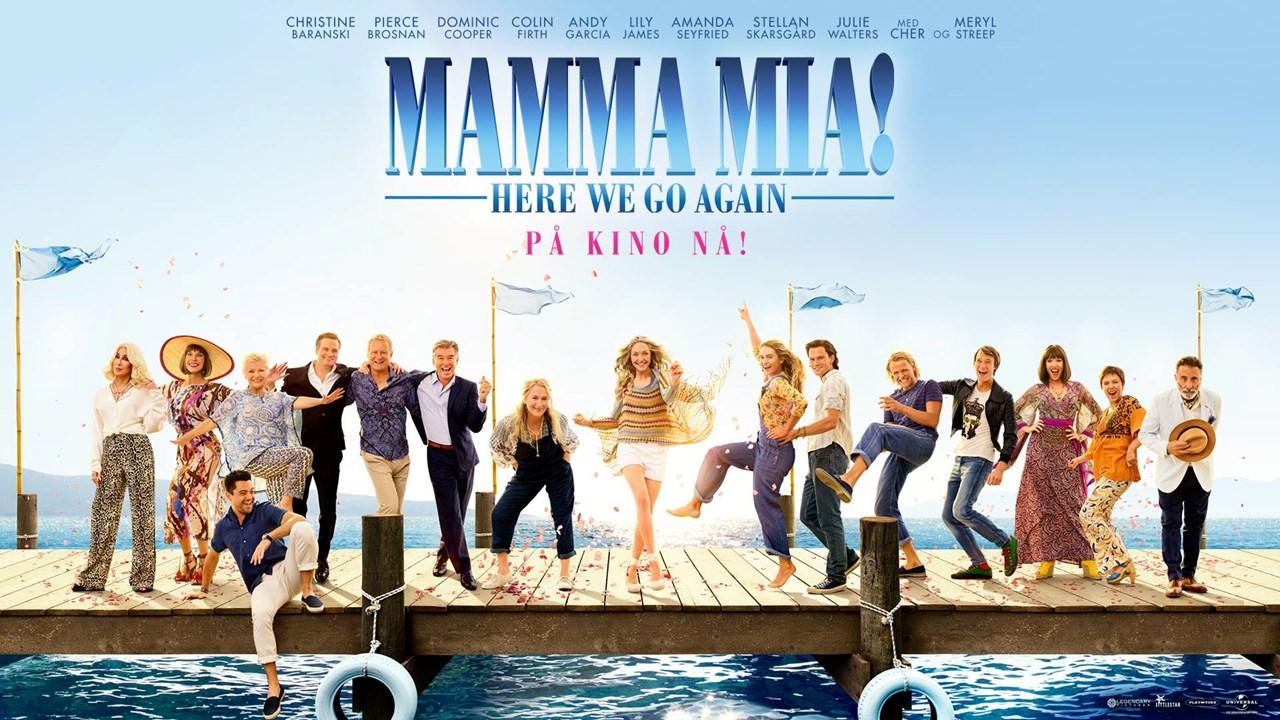 Babykino: Mamma Mia! Here We Go Again