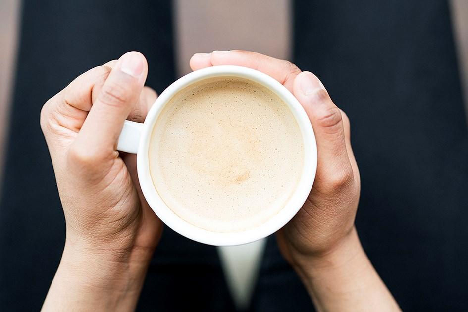 Nyt kaffen fra et Figgjo krus med god samvittighet. I alle fall med tanke på kruset. Er kaffen merket med FairTrade eller annet kan du garantert senke skuldrene!