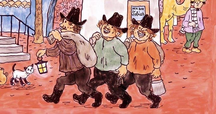 Folk og røvere i Kardemomme by