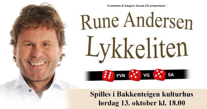 Rune Andersen: Lykkeliten