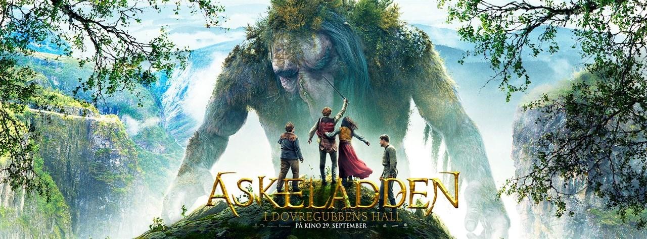 Gratisvisning av Askeladden: I Dovregubbens Hall
