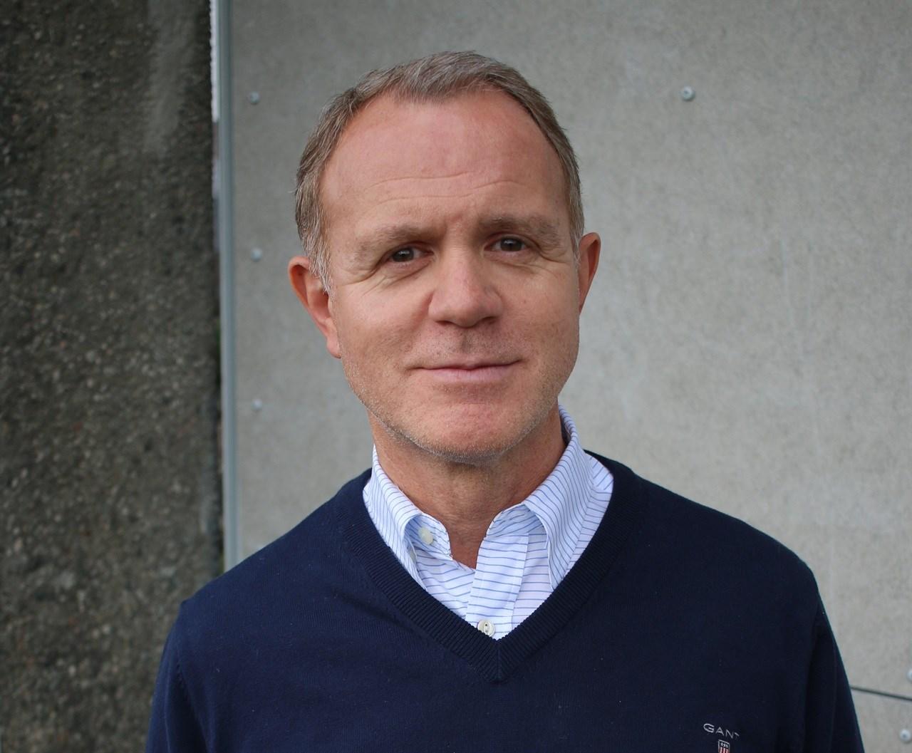 NFVB-president Espen Sævold er eier av Visit Frisør & Hudpleie. Han merker selv nytten og tryggheten som følger med et medlemskap i NFVB og NHO.
