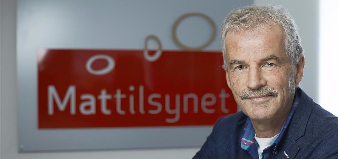 Resultatet av smilefjesordningen er oppløftende, mener seniorrådgiver Atle Wold i Mattilsynet.