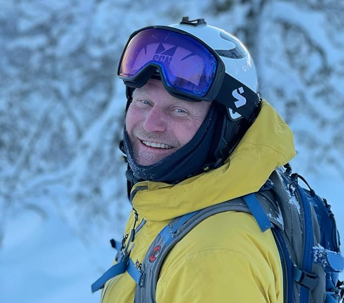 Marius Feen, daglig leder i SGN Skis.
