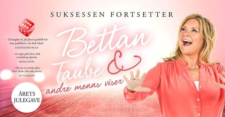 Bettan synger Taube og andre menns viser
