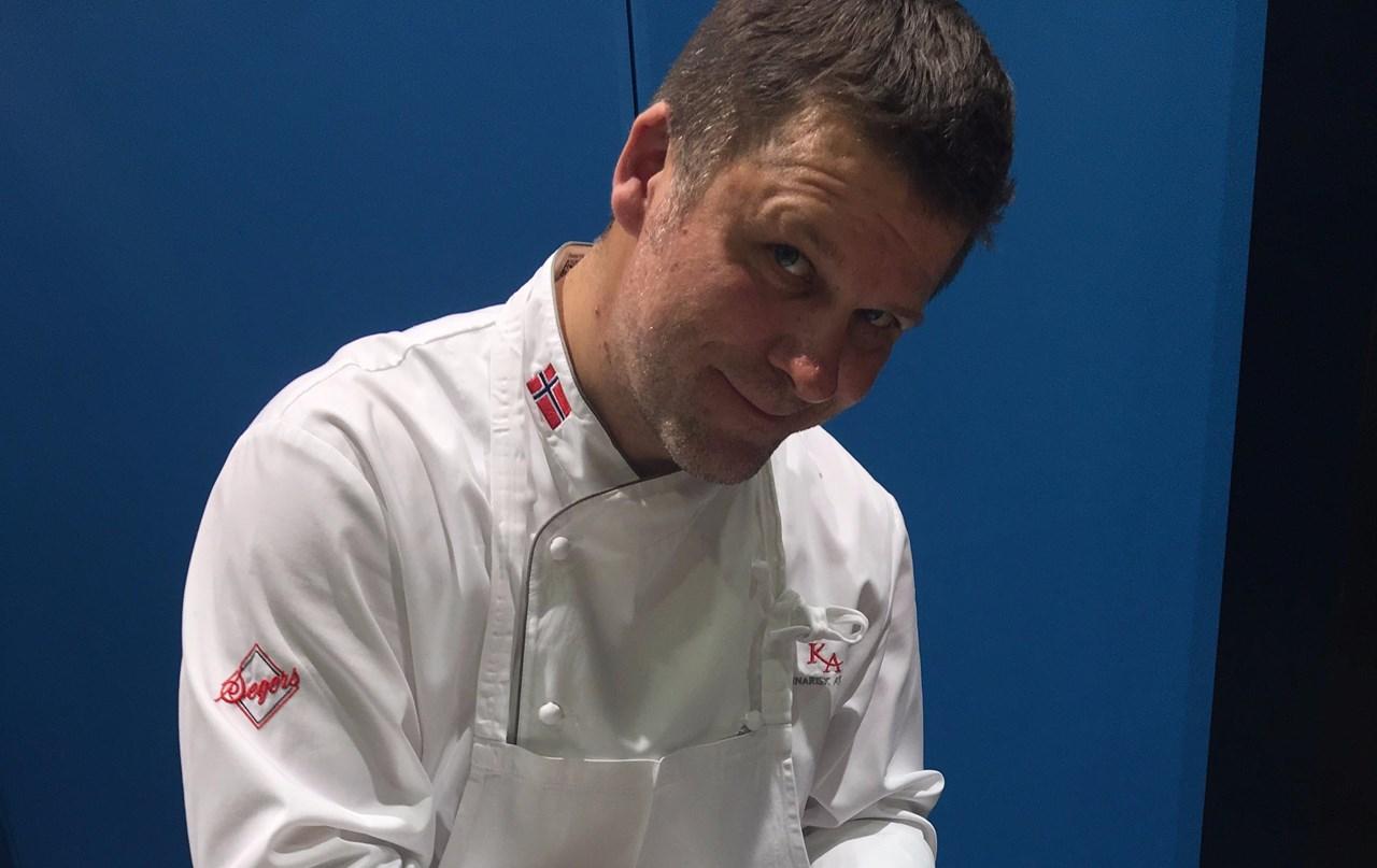 Espen Vesterdal Larsen - tidligere verdensmester i kokkekunst, daglig leder hos Kulinarisk Akademi og kokebok-forfatter gir deg tipsene om hvordan du kan lage god saus.