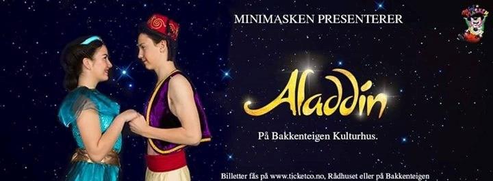 Aladdin - siste forestilling