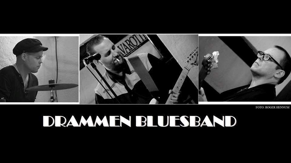 Drammen Blues Band cover 100 kr