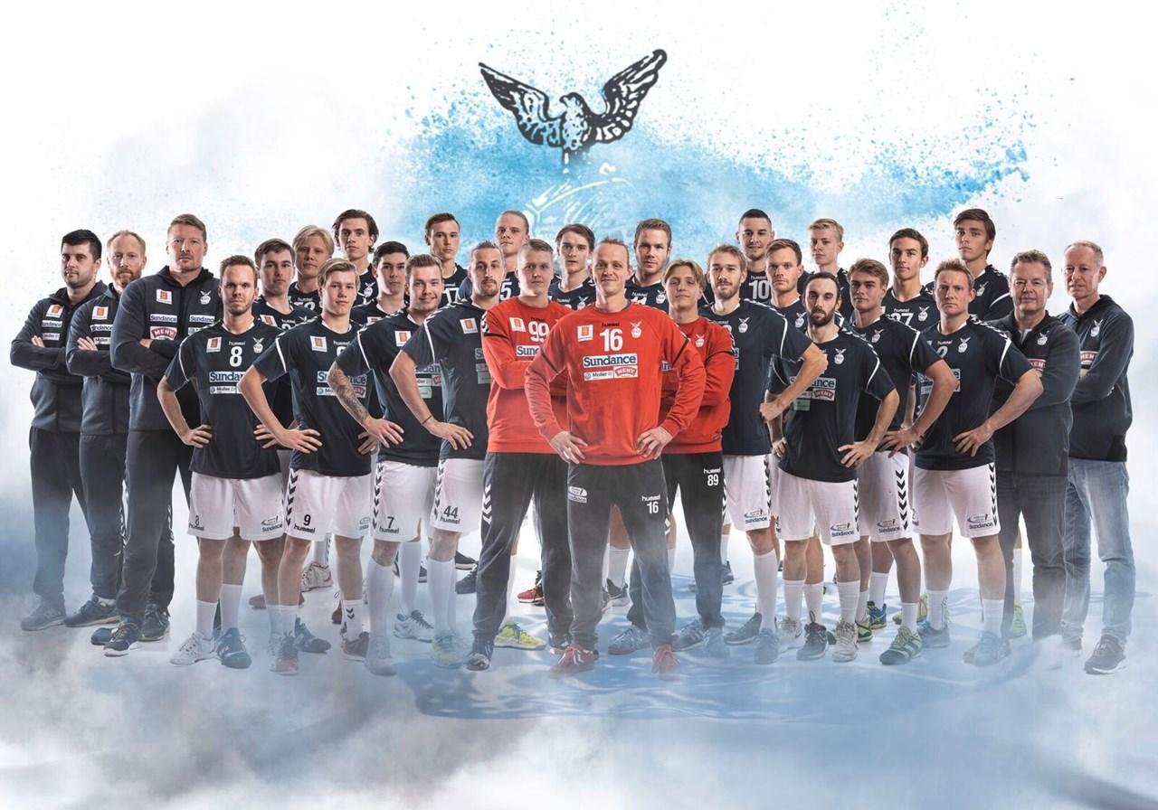 Cup-kamp 4. runde! Falk Håndball vs. Halden topphåndball
