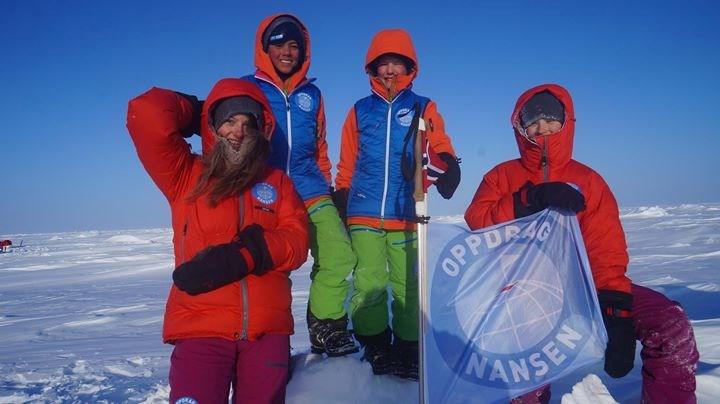 Oppdrag Nansen - vår reise til Nordpolen