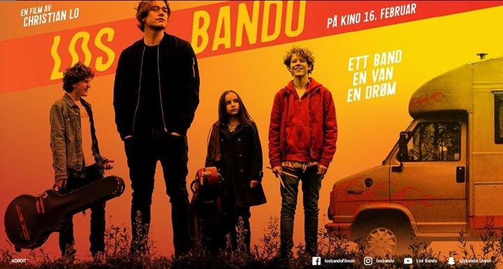 Spesialvisning: Los Bando med manusforfatter og skuespillerbesøk