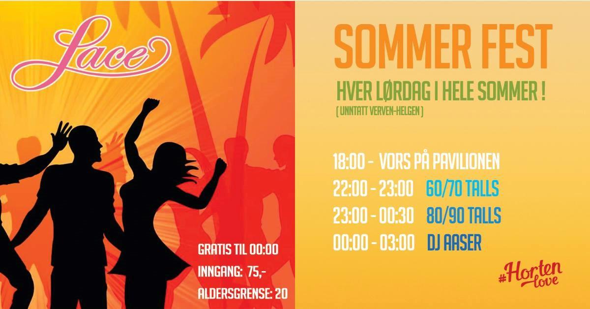 Lace Sommerfest