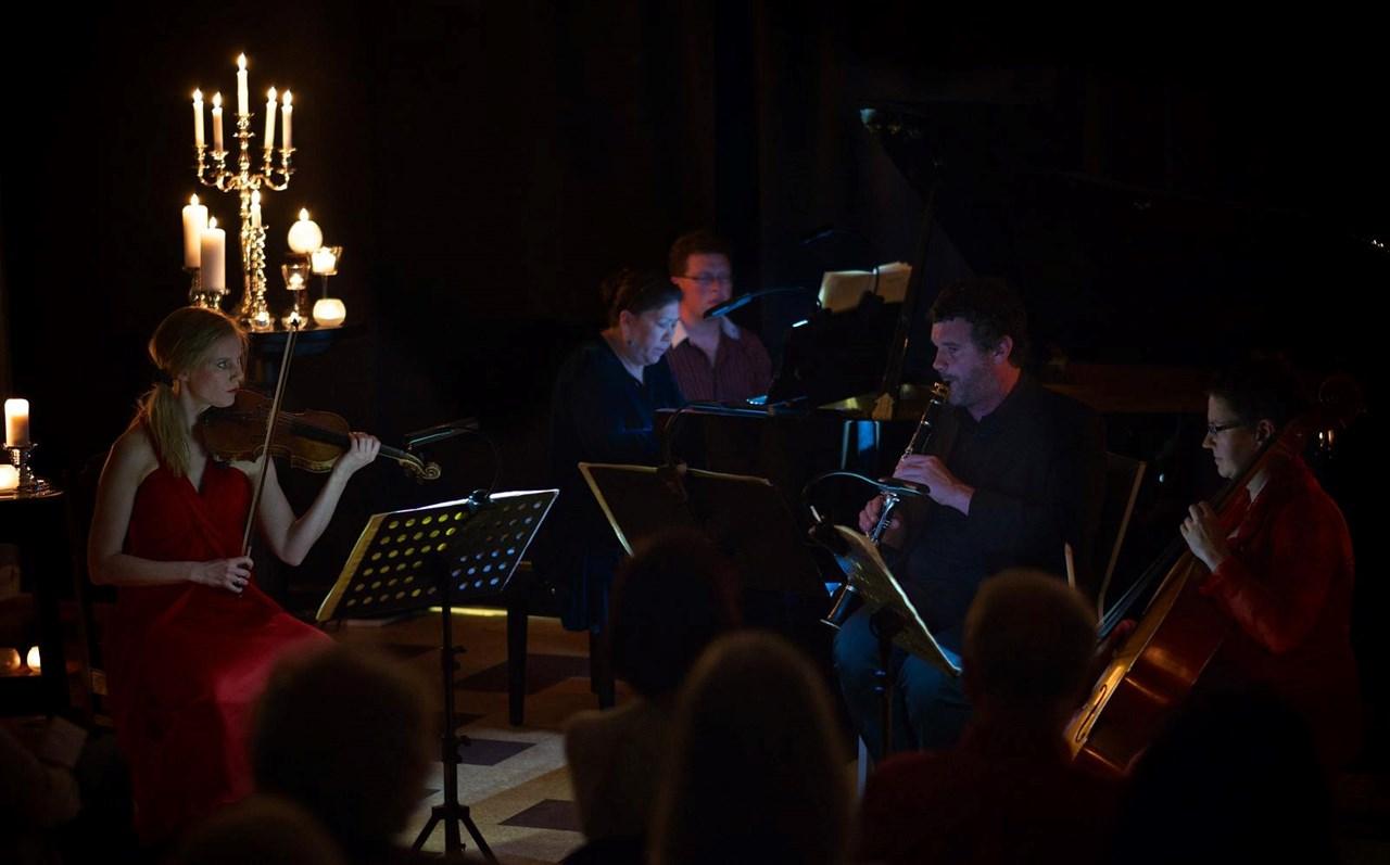Klassisk for unge, Horten kammermusikkfest på Midgardkonkurrans