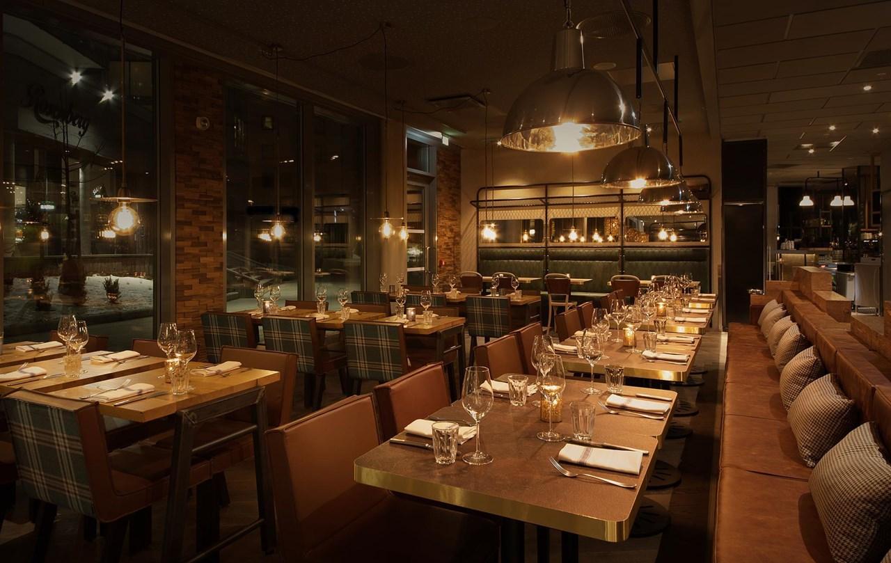 Bruket Restaurant - Scandic Hotell