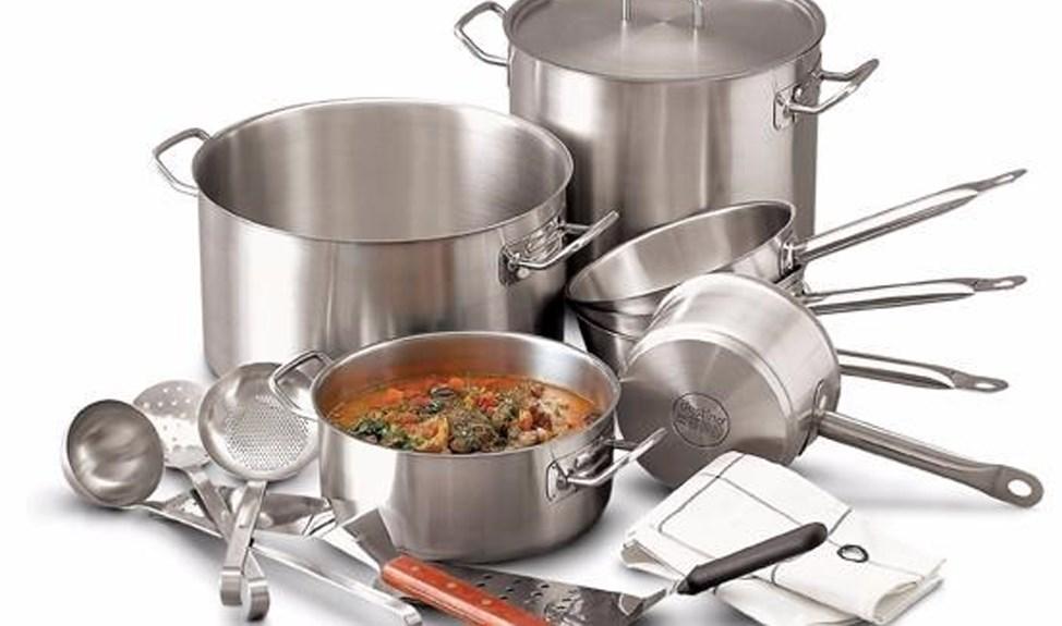 Velg gryte, kasserolle og stekepanne i riktig materiale for ditt bruk!