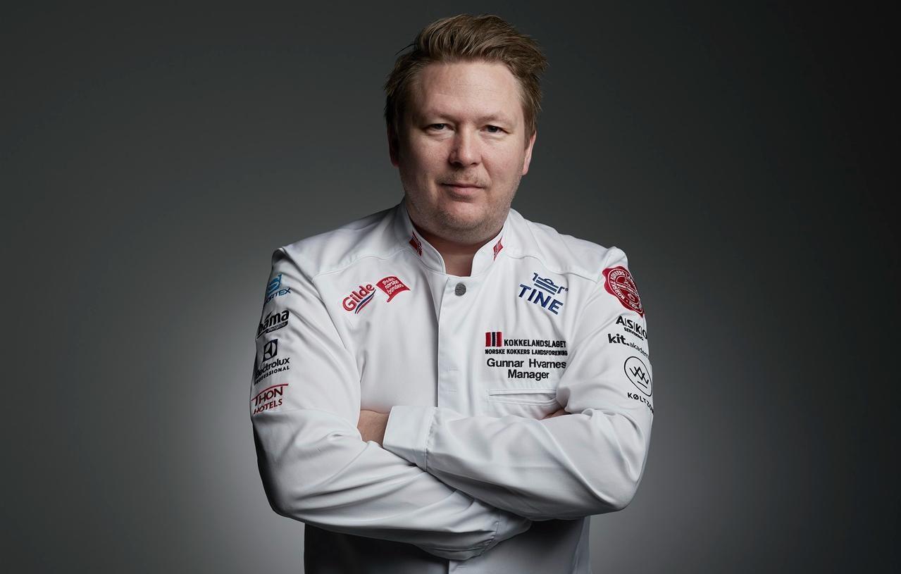 Gunnar Hvarnes, Manager De Norske Kokkelandslagene