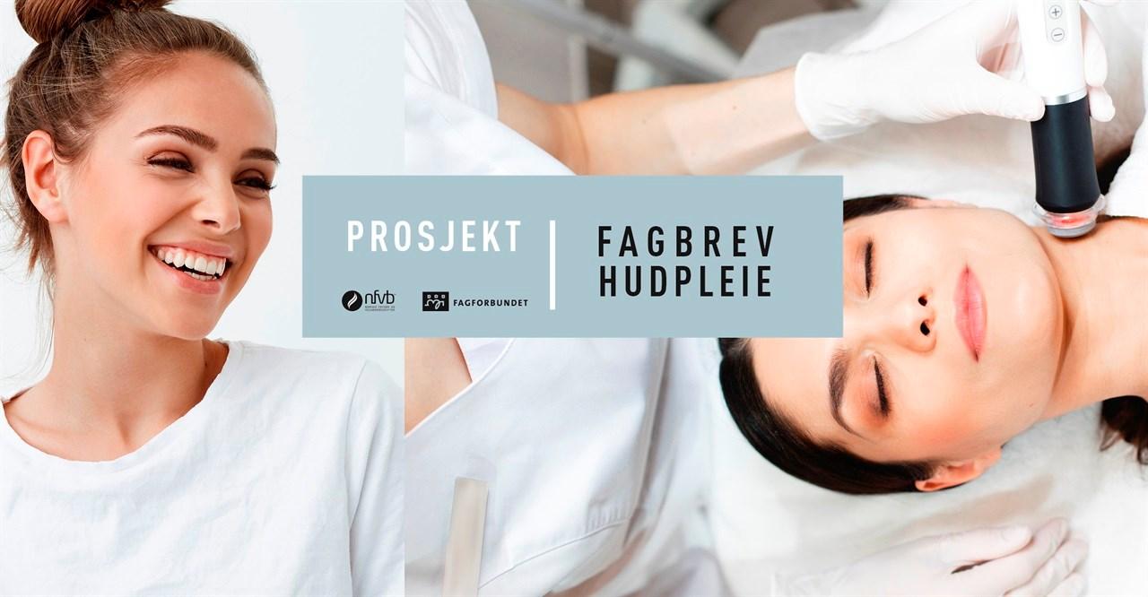 Et fagbrev er et godt dokument for god fagkunnskap.  Prosjekt Fagbrev Hudpleie har kommet langt i arbeidet med en eventuell søknad.