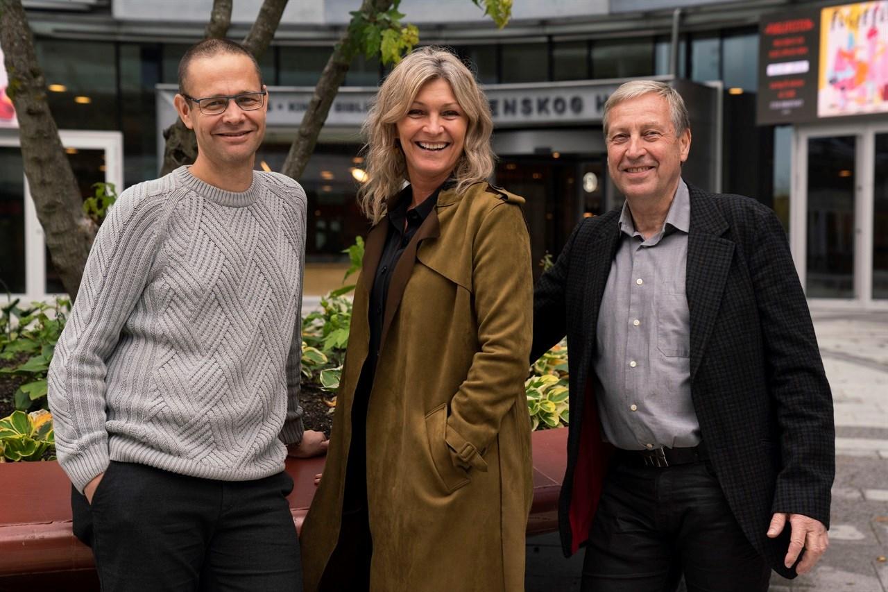 TARINITIATIV!  Ingar F. Leiksett, Camilla Håltem og Aarstein Rebnefra Samarbeidsrådet for Nedre Romerike (SNR) inviterer til en grønn, spennende og lærerik dag med mye faglig påfyll.