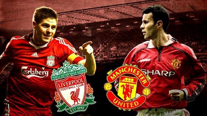 Manchester United - Liverpool Saxon King Lørdag 10. Mars 13:30