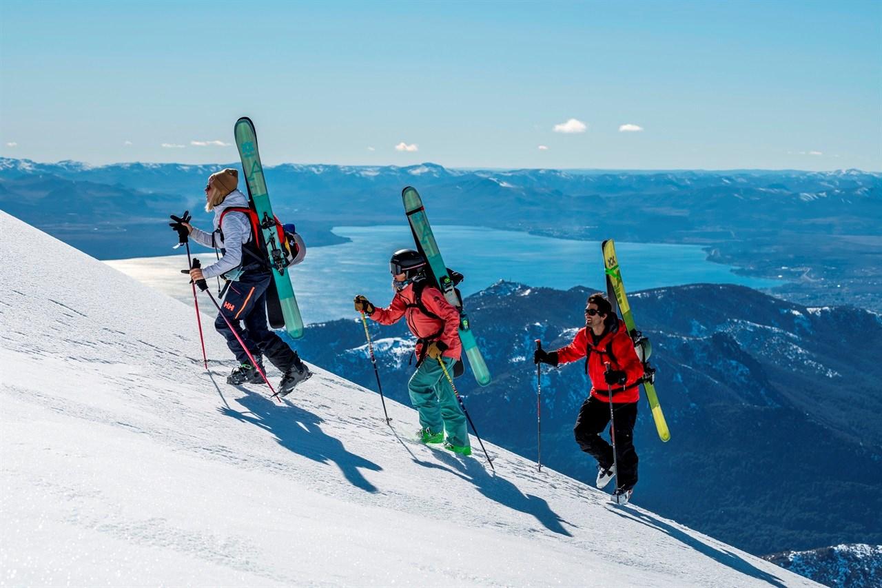 Hvordan ser de internasjonale vintersportleverandørene på den nye situasjonen i detaljhandelen?. Foto: Völkl