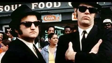 En kveld med Blues Brothers