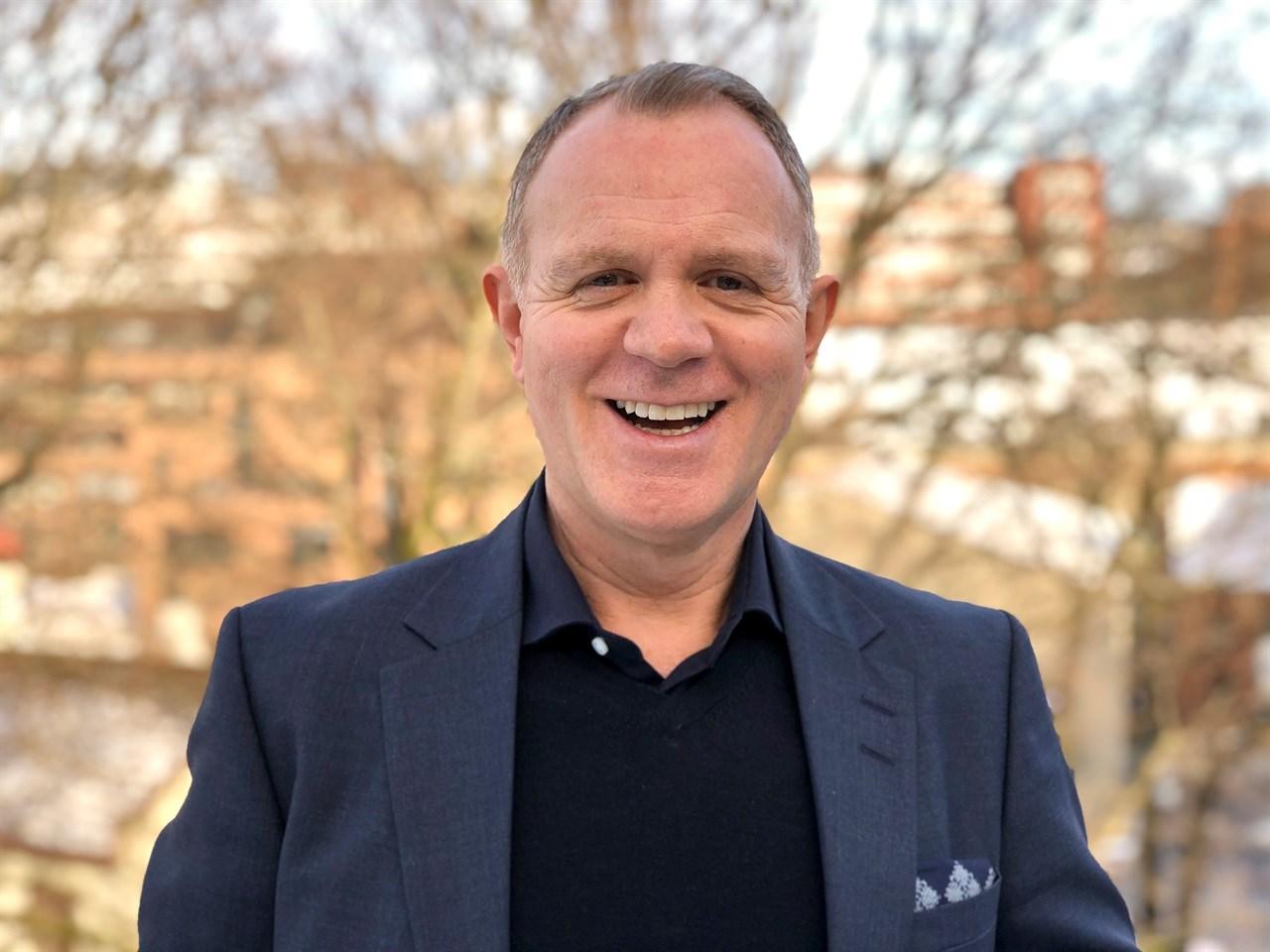 Espen Sævold fra Visit AS i Bergen går inn i sin andre periode som NFVB-president.