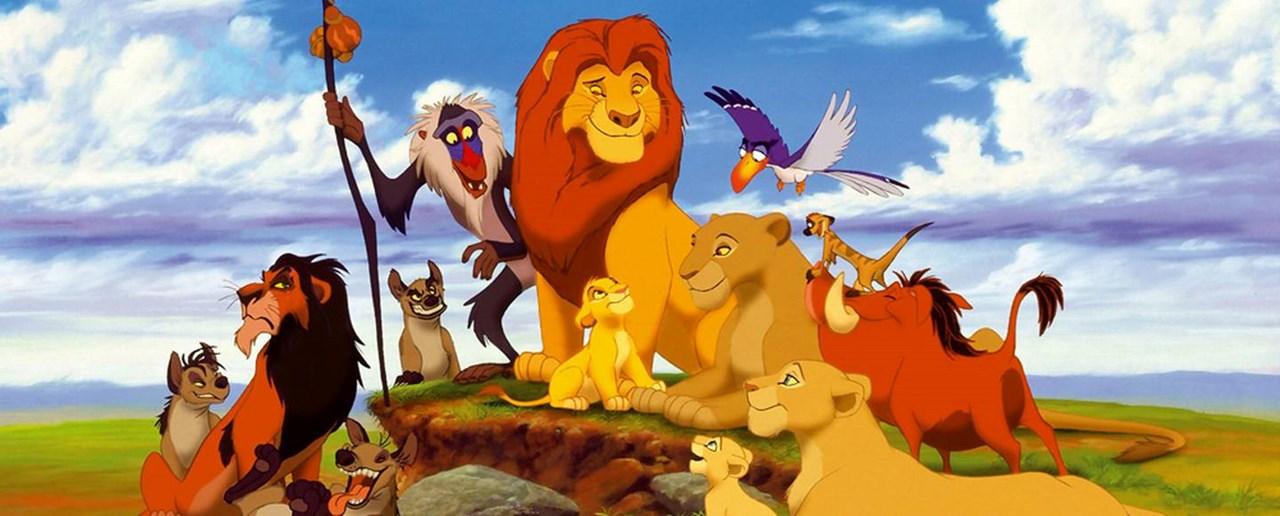Gratis utekino: Løvenes Konge