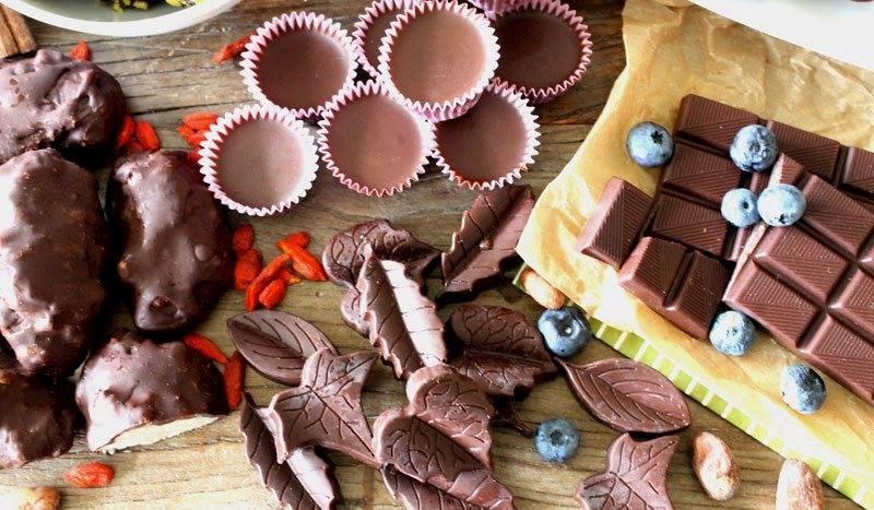 Videregående Sjokoladekurs - Lag din egen sunne sjokolade