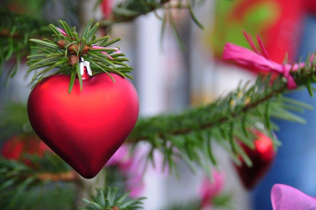 Juletrefest på Borre menighetshus
