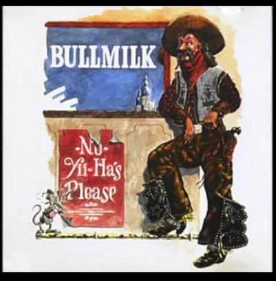 Bullmilk har ettermiddag konsert på Blues`n cover 100 kr