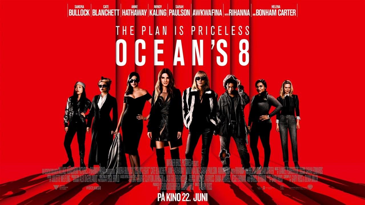 Gallapremiere: Ocean's 8