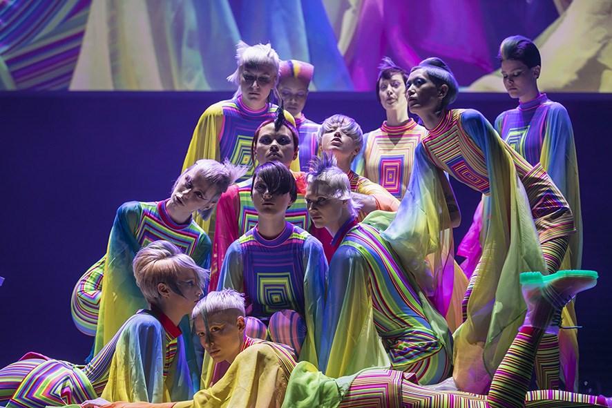 Rundt 2.000 frisører fra 43 land deltok på davines årlige Hair Tour, som denne gangen gikk av stabelen på Island.