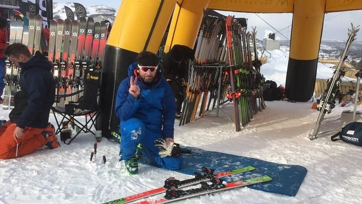 Vil du være blant de første som tester det aller nyeste innen vintersport? Da må du komme på ON SNOW, 17. –18. mars på Geilo.