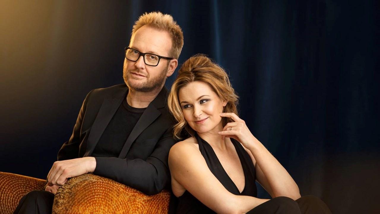 Intimkonsert med Sigvart Dagsland og Karoline Krüger