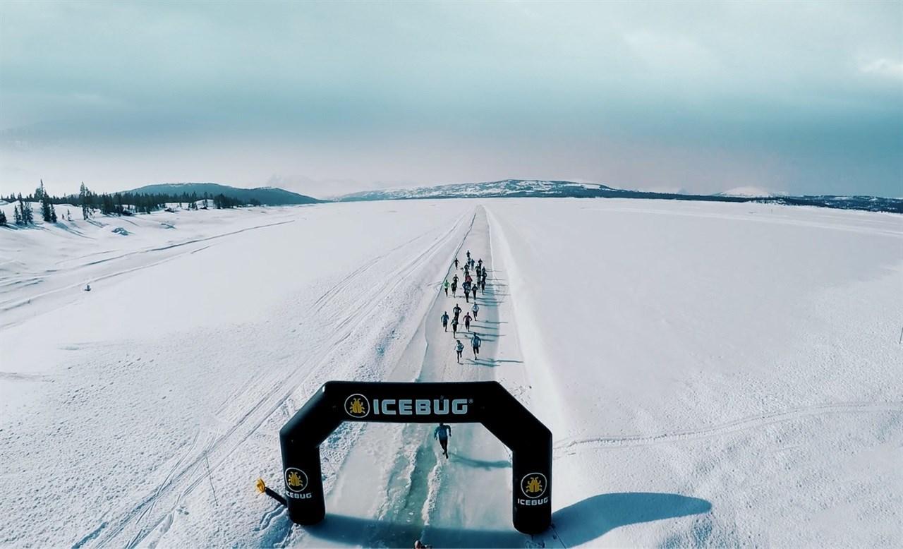 Foto: Icebug/Frozen Lake Marathon