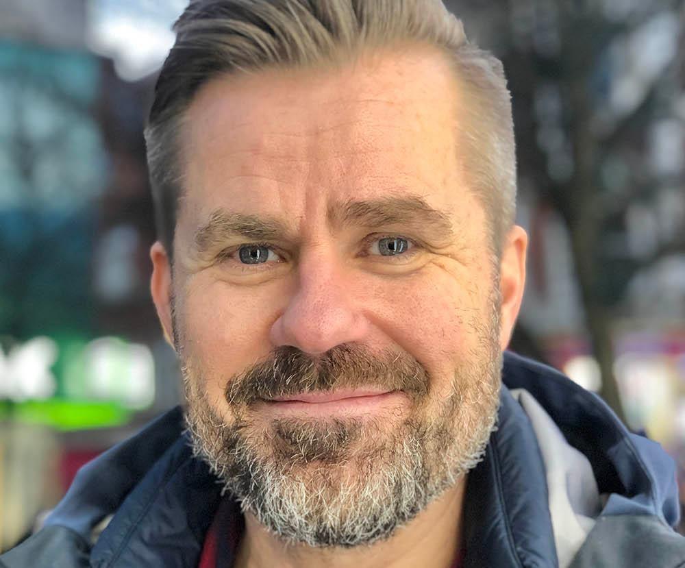 NY SJEF. Espen Falck Engelstad går fra topplederjobben i Norrøna. 1 mars tiltrer han som administrerende direktør i Brav.