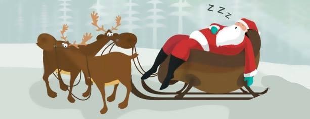 Hvem kan redde jula nå?
