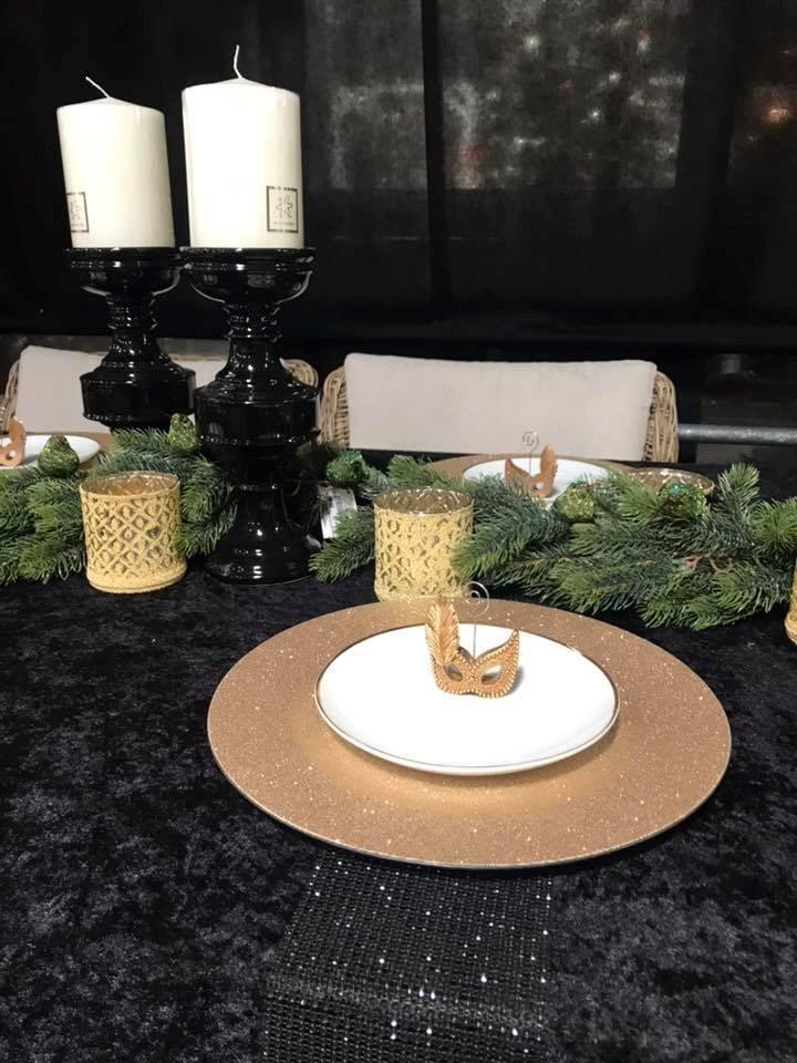 Kundekveld, åpning av årets julebutikk