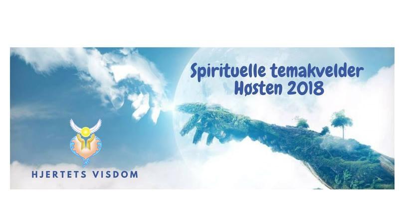 Spirituelle temakvelder på Åsgårdstrand - høsten 2018