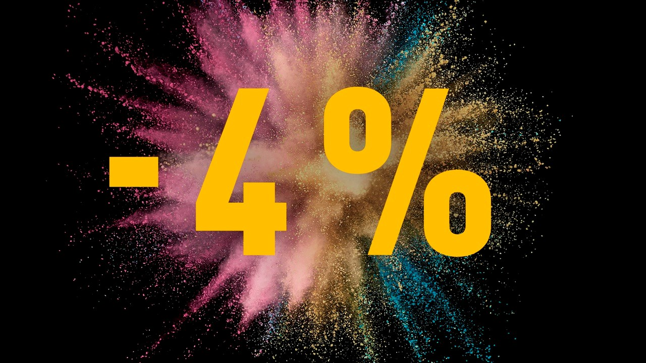 Arbeidsgiveravgiften for 3. termin 2020 reduseres med 4 prosentenheter