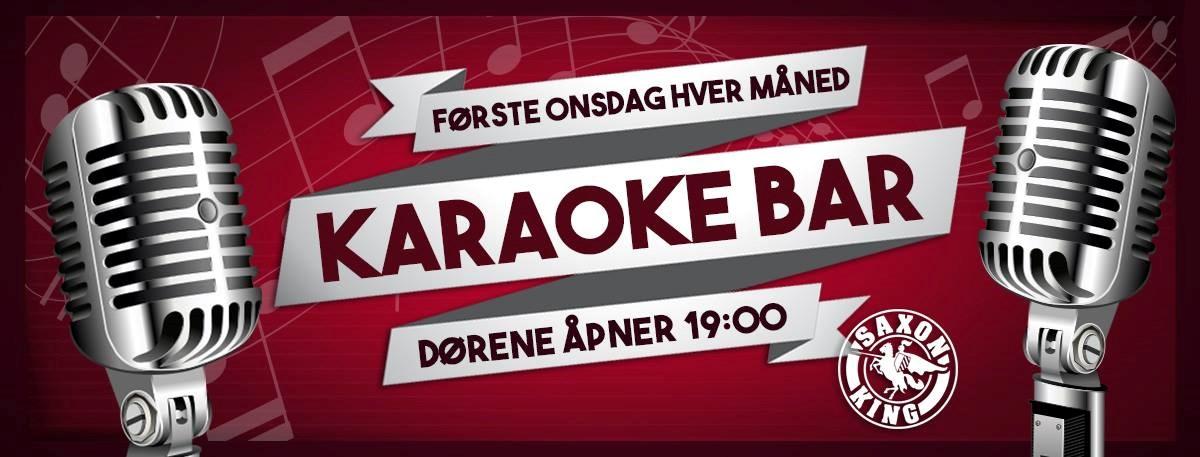 Karaoke Bar første onsdagen i måneden hele året