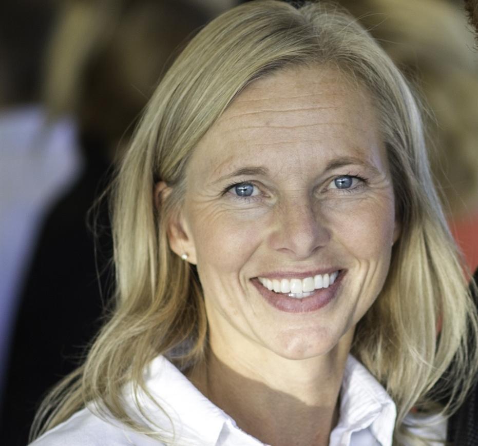 Linda Linnebo, Markedssjef for Dæhlie Sportswear