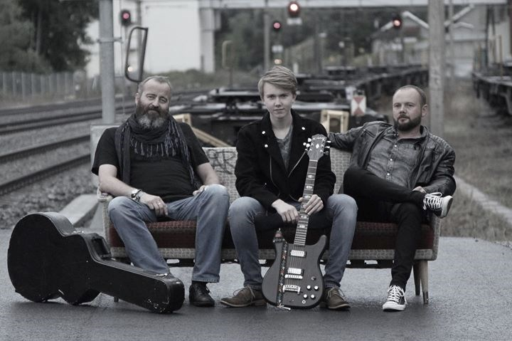 Efta-Blues 30 juni med Marius Lien Band