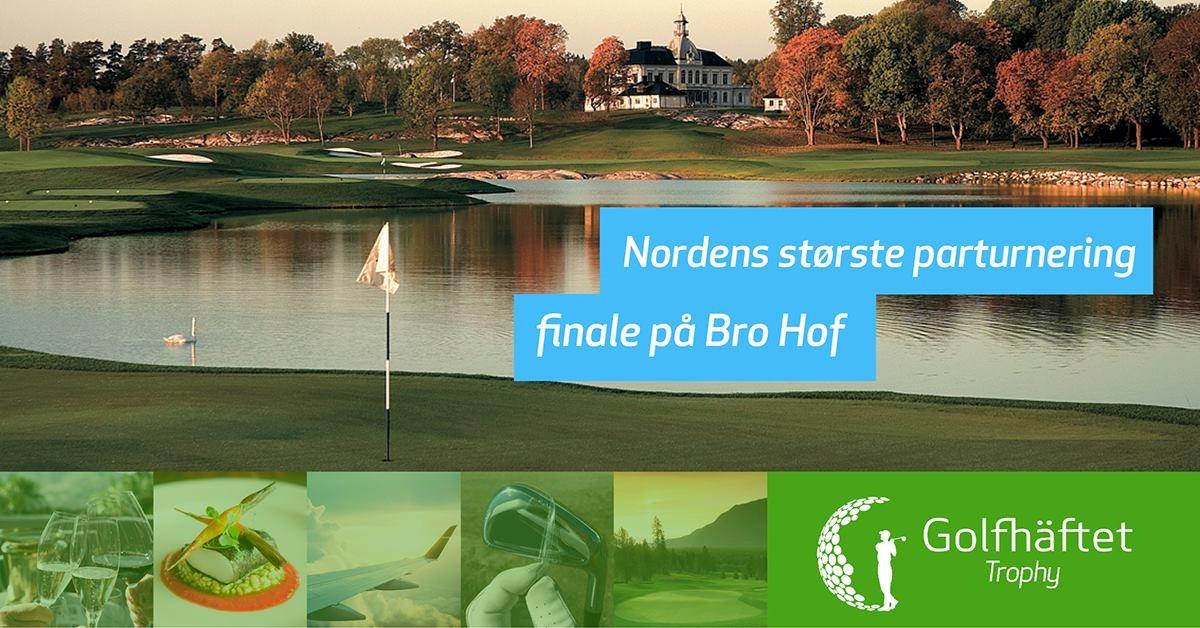 Golfhäftet Trophy - Borre GK