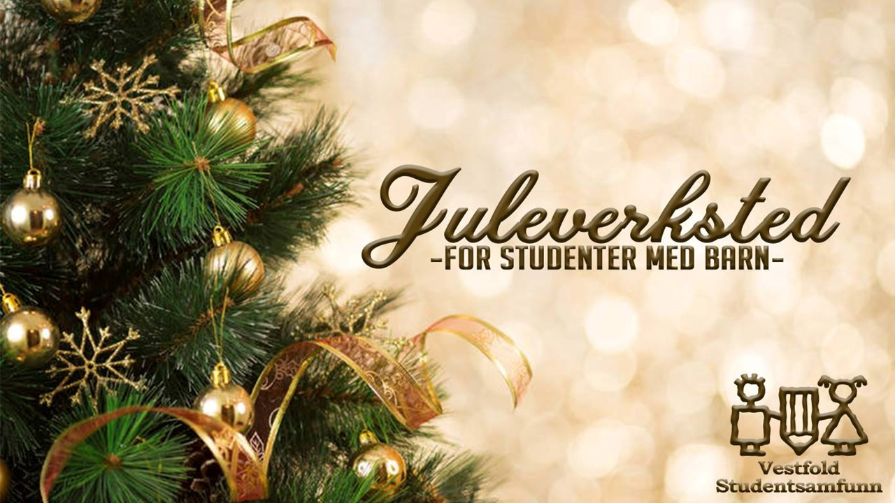 Juleverksted for studenter med barn // Allimento