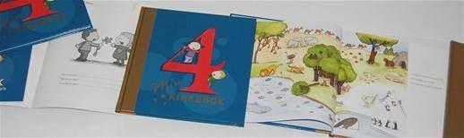Gudstjeneste med utdeling av 4-årsboka