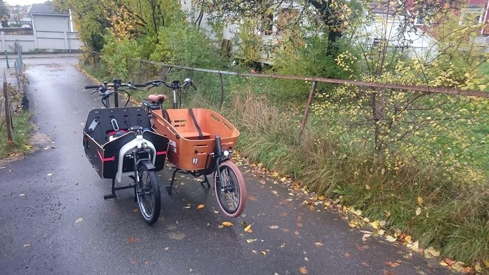 Transportsykkeltreff 2018 Horten