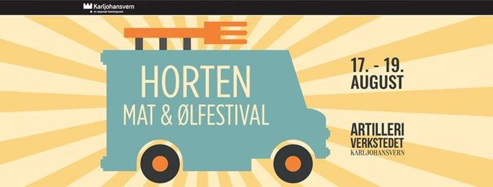 Horten Mat & Ølfestival 2018