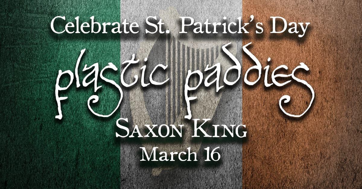 St. Patrick's i Horten // Plastic Paddies